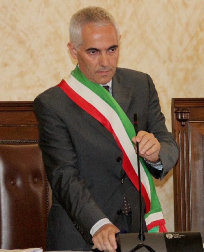 Emilio Gariazzo sindaco di Iglesias