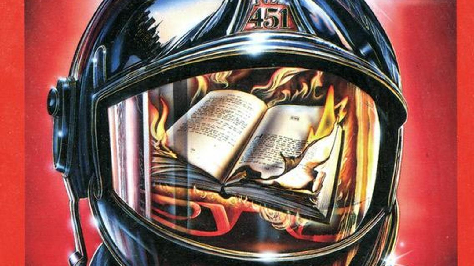 Fahreneit 451 immagine simbolo