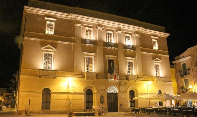 Iglesias vecchio municipio