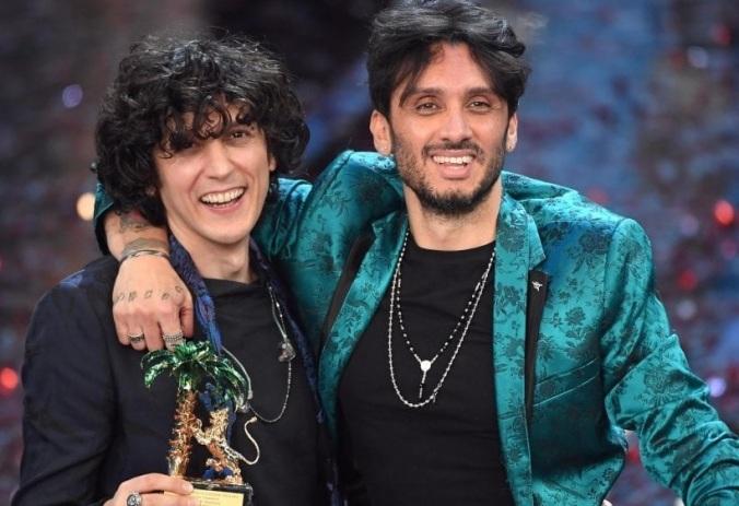 Hermal Meta e Federico Moro vincono Sanremo 2018