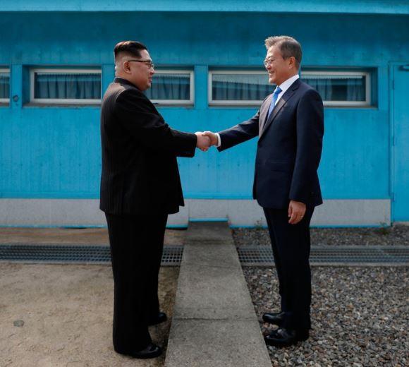 incontro leader coreani