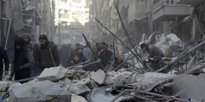 Siria aprile 2018
