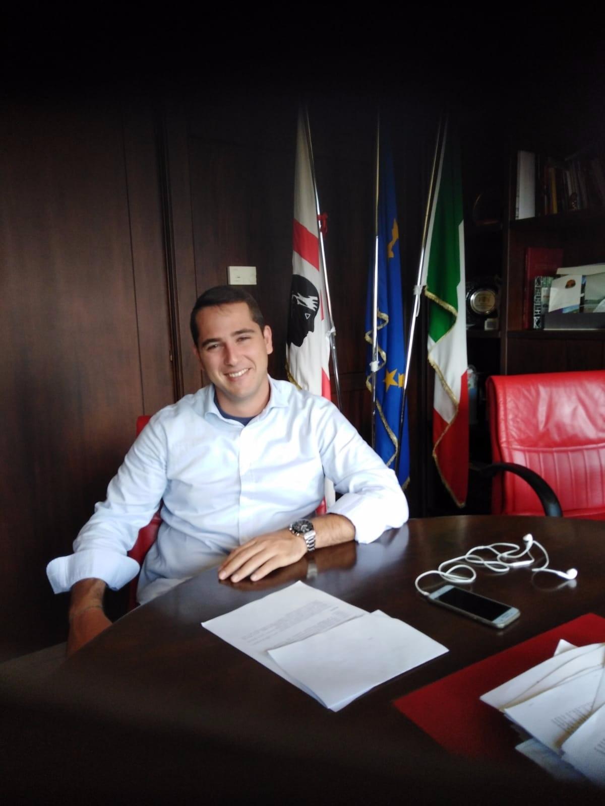 Mauro Usai foto intervista ottobre 2018