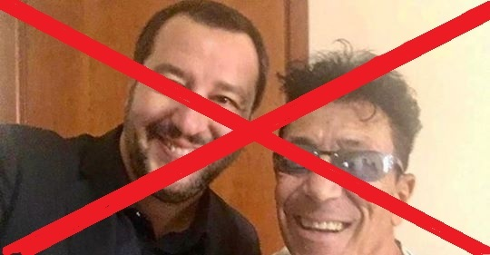 Salvini e Bennato
