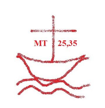 nave simbolo paleocristiana