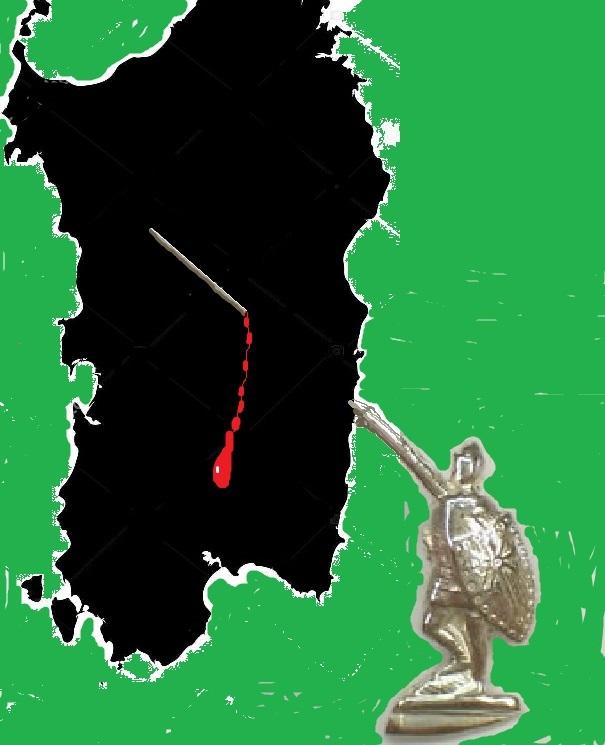 sardegna trafitta dalla spada di Alberto da Giussano