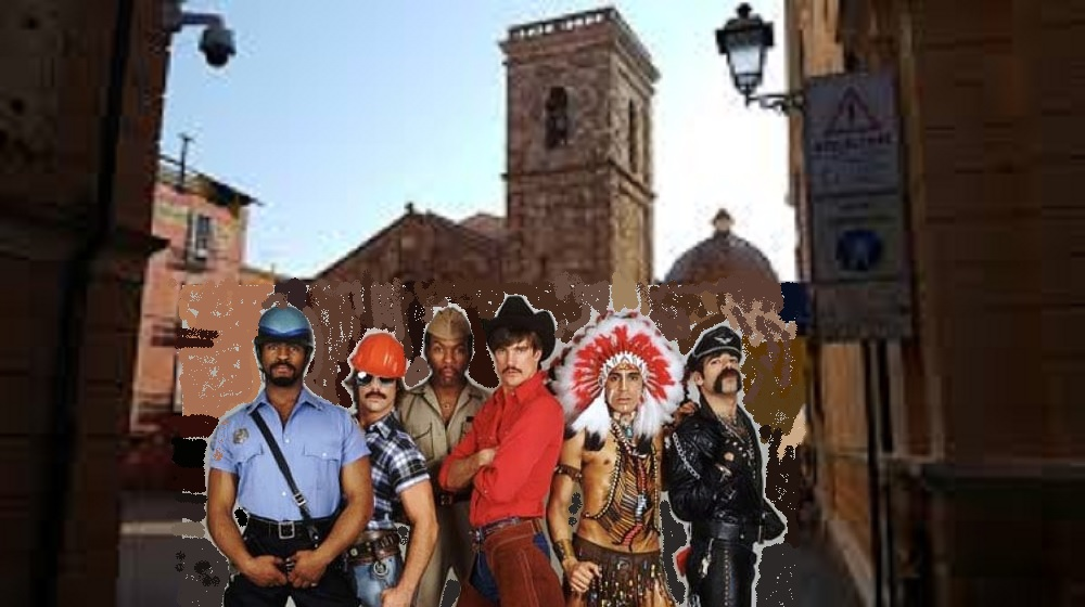 Iglesias Village People